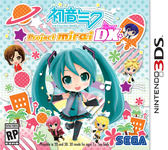 3DS Hatsune Miku: Project Mirai DX 初音未來:未來計劃DX(美版代購)
