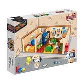 【BanBao邦寶積木】  偵探工作室 NO.7526 (與樂高 LEGO ) @SNOOPY正版授權