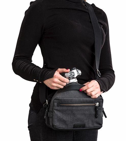 Tenba 天霸 Cooper 6 酷拍 肩背帆布包 攝影肩背包【 637-405 】公司貨