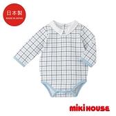 MIKI HOUSE BABY 日本製 寶寶長袖包屁衣