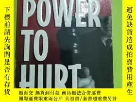 二手書博民逛書店Power罕見to Hurt: Inside a Judge s Chambers : Sexual Assaul