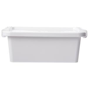 義大利品牌 KIS Bi Box系列 收納箱 附蓋 XS尺寸 3L 白色