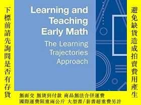 二手書博民逛書店Learning罕見And Teaching Early MathY256260 Douglas H. Cle
