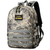 運動背包 三級包絕地求生吃雞3級背包男雙肩包時尚潮流高中初中小學生書包