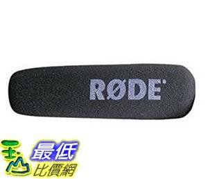 [美國直購] Rode WSVM 麥克風 防風罩 Pop Filter/Wind Shield