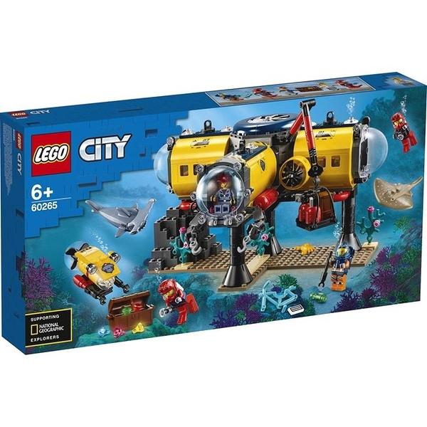 LEGO 樂高  60265 Ocean Exploration Base