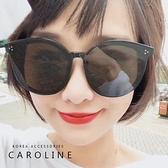 《Caroline》年度最新網紅款潮流行百搭抗UV時尚太陽眼鏡 72544