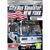 【軟體採Go網】PCGAME-模擬城市巴士:紐約 City Bus Simulator New York  英文版