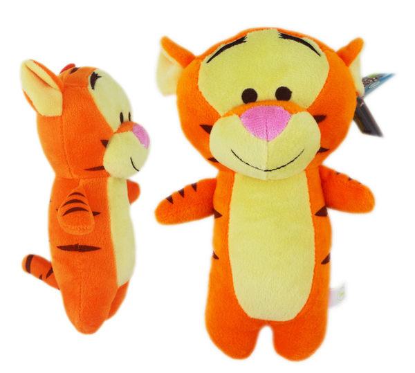 【卡漫城】 23cm 絨毛娃娃 跳跳虎 特價 ㊣版 造型 布偶 玩偶 小熊維尼 好朋友 Winnie Pooh 裝飾品