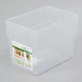 日本製【Inomata】KiRei Vege 蔬菜保鮮立盒 大 / 0369