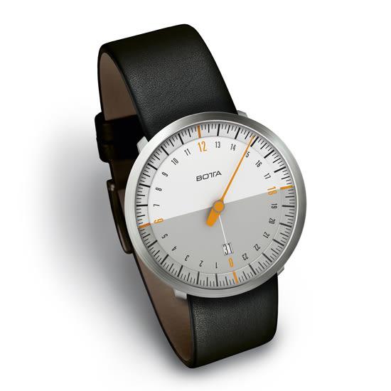德國【BOTTA design 博塔設計】UNO 24 NEO系列日期顯示窗單針錶/腕錶/手錶 222010