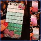蘋果 iPhone12 iPhone11 12mini 12Pro Max SE2 XS IX XR i8+ i7 i6 手機殼 漸變雙蝴蝶結 水鑽殼 訂製