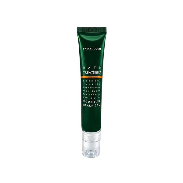 直覺 sweet touch橄欖葉精華養髮凝膠(20ml)【小三美日】養髮小綠瓶