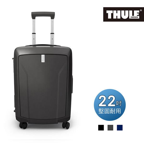 THULE-Revolve 22吋41L行李箱TRWC-122-暗灰