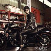 半盔男女摩托車頭盔哈雷電動踏板車半覆式春夏小牛安全帽igo   電購3C