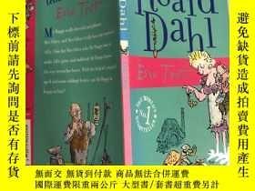 二手書博民逛書店Roald罕見Dahl :ESIO TROT 羅爾德·達爾:伊西奧·特羅 Y200392