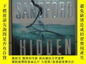 二手書博民逛書店英文原版罕見Hidden Prey by John Sandfo