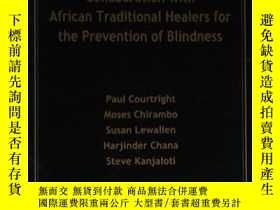 二手書博民逛書店英文原版罕見Collaboration With African