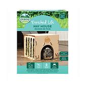 寵物家族- Oxbow 豐富生活玩具 牧草馬廄 66403