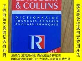 二手書博民逛書店Le罕見Robert-Collins 英法法英袖珍詞典Y399073 Pierre-Henri Cousin
