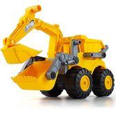 超大號工程車挖掘機模型沙灘兒童男孩玩具仿真慣性挖土機汽車 sxx1329 【衣好月圓】