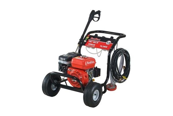 [ 家事達 ]  SHIN KOMI  專業 7HP引擎高壓清洗機-220Bar  特價