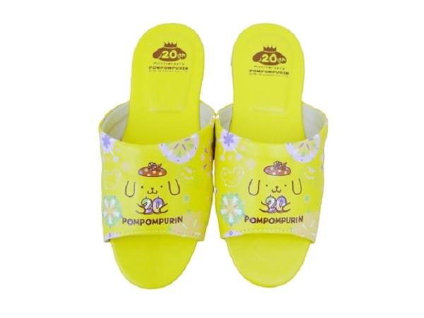 【Sanrio三麗鷗】布丁狗20週年室內拖 (成人:24/25/26cm) 居家親子止滑拖