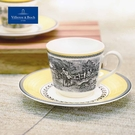 德國 Villeroy&Boch 奧頓Audun 350ml早餐杯盤組-Ferme(田園風情)