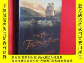 二手書博民逛書店The罕見curse of Treasure Island Fr