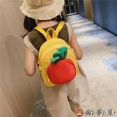 兒童書包幼稚園雙肩包寶寶可愛背包男女童卡通包【淘夢屋】