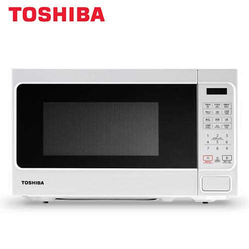 [TOSHIBA 東芝]20公升 微電腦微波爐 ER-SS20(W)TW