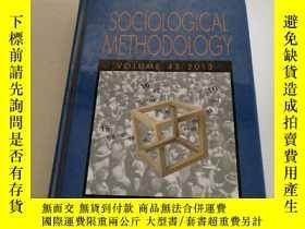 二手書博民逛書店SOCIOGICAL罕見METHODOLOGY VOLUME 2013年第43卷Y19219