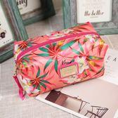 可愛韓國化妝包少女心化妝品包便攜收納包軟面包包洗漱包【販衣小築】