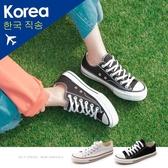 休閒鞋.經典百搭帆布鞋-大尺碼-FM時尚美鞋-韓國精選.Spring