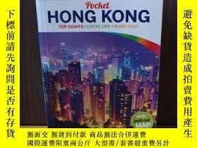 二手書博民逛書店Lonely罕見Planet Pocket Hong Kong (Travel Guide)Y12800 Lo