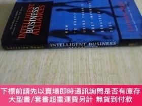 二手書博民逛書店英文原版罕見Intelligent Business Alliances: How to Profit Using
