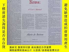 二手書博民逛書店the罕見news a user s manualY18930