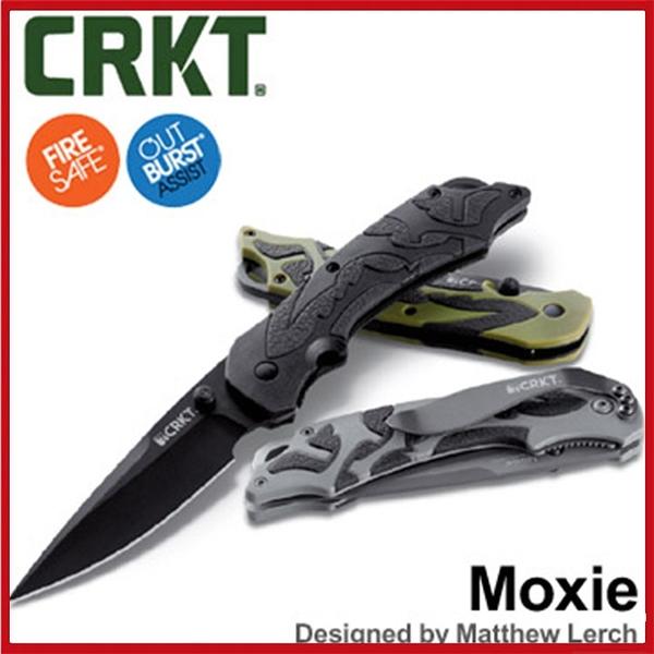 CRKT Moxie Folding Knife 折刀 #1100/#1101/#1102【AH51017】99愛買小舖