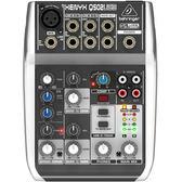 【敦煌樂器】Behringer Q502USB 混音器/2013 最新問世 宅錄的全新選擇