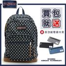 【JANSPORT】RIGHT PACK EXPRESSIONS系列後背包 -崔姬點點(JS-43971)