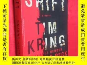 二手書博民逛書店Shift罕見A Novel 【詳見圖】Y5460 Tim Kr