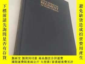 二手書博民逛書店Royal罕見bermuda regiment 50 years