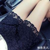 安全褲蕾絲鏤空寬鬆夏季薄款防走光女可外穿大碼保險褲 tx1143【極致男人】