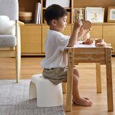 加厚小凳子簡約矮凳子兒童家用塑料板凳小椅子換鞋凳IGO
