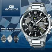 【人文行旅】EDIFICE   EFR-303D-1AVUDF 高科技智慧工藝結晶賽車錶