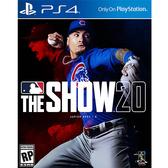 [哈GAME族]免運費 可刷卡 PS4 美國職棒大聯盟 20 英文一般版 MLB The Show 20 3/17發售預定