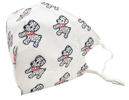 AOK MEDTECH一般醫用口罩(未滅菌) 兒童S-藍小鴨 粉蛙 狗狗 熊熊
