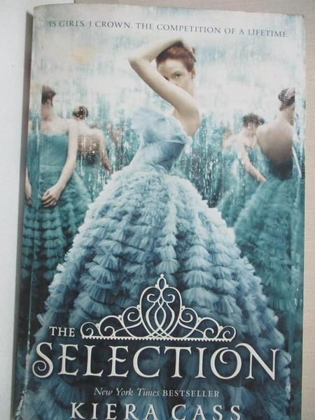 【書寶二手書T5/原文小說_COD】The Selection_Cass, Kiera
