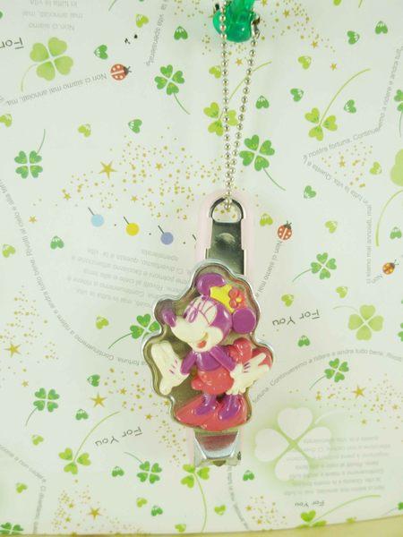 【震撼精品百貨】Micky Mouse_米奇/米妮 ~指甲刀-米妮站姿