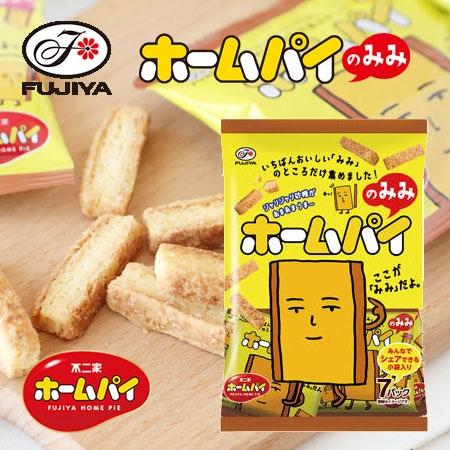 日本 不二家 家庭派脆條 (大袋) 98g 薯條 脆條 餅乾 千層脆條 千層酥 奶油酥條 零食 日本餅乾